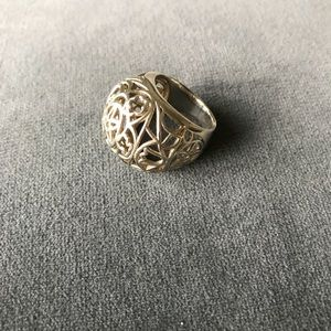 Tous Jewelry - Tous silver ring size 9 / 19mm / 0,75 inches